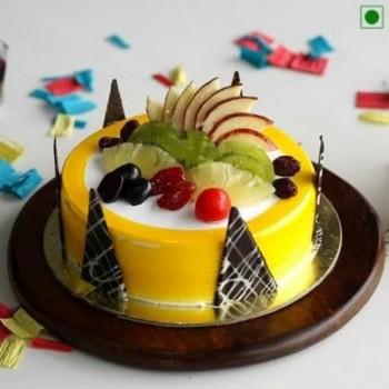 Eggless Fruit Love