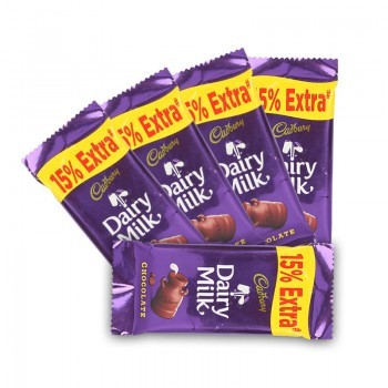 5Pcs Dairy Milk
