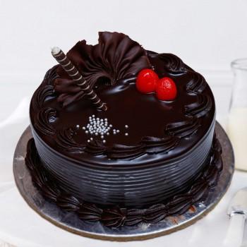 Sugar Free Belgium Chocolate Cake