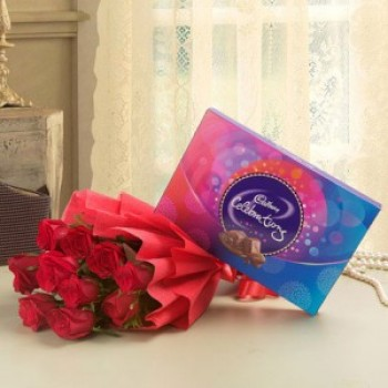 Celebration and Roses