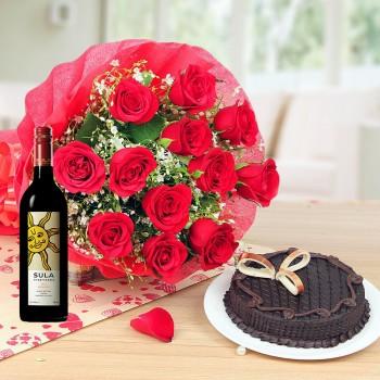 Royal Red Love