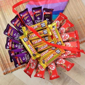 Chocolates Affection