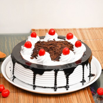 Eggless SugarFree BlackForest