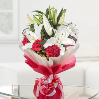 Lilies n Carnations