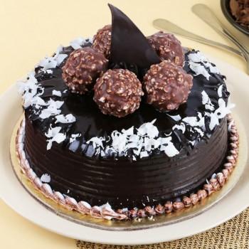 Choco Ferrero Cake