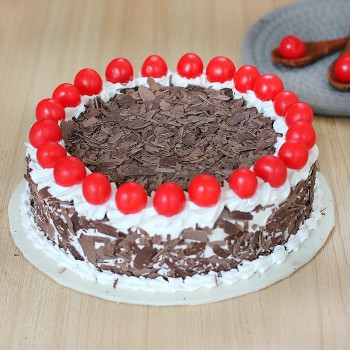 Chocolicious Black Forest Gateau