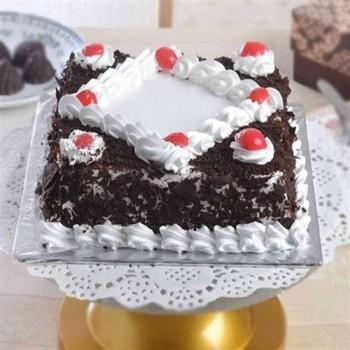 Blackforest Square Cake