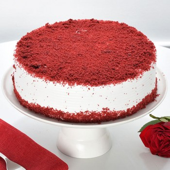 1Kg Red Velvet SugarFree Cake
