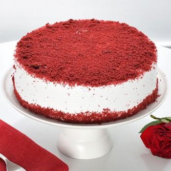 1Kg Red Velvet SugarFree Cake