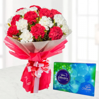 Carnations and Chocolates